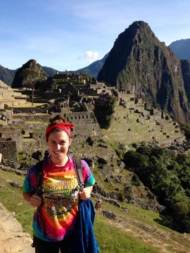 Американка нашла способ бюджетно путешествовать