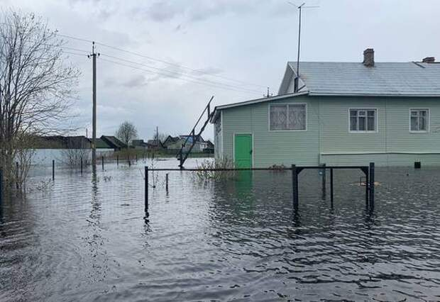 Что делать в зоне подтопления вологжанам для минимизации последствий паводка