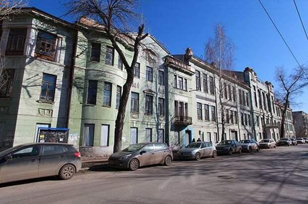 Самары создали петицию против снова домов в историческом центре