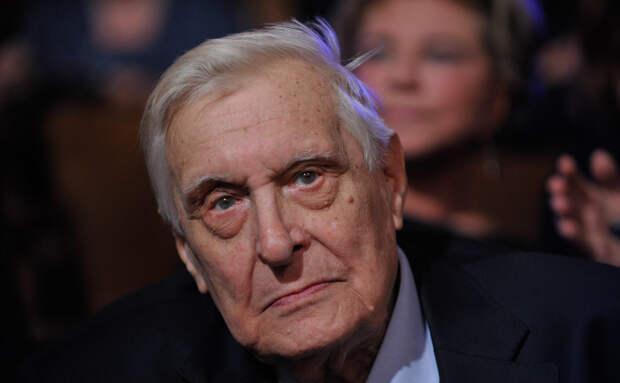 86-летний Олег Басилашвили госпитализирован по рекомендации врачей