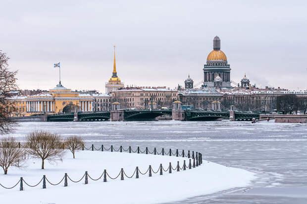 Петербург произвёл «почти сказочный эффект» на ирландскую путешественницу