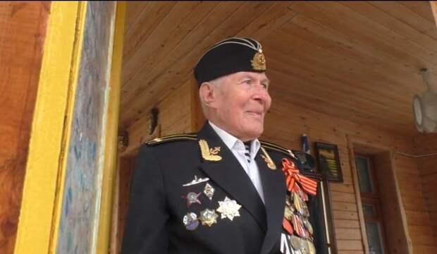 В Северном поздравили ветеранов войны