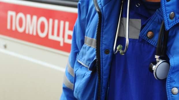 Человек погиб при столкновении автобуса и машины в Коломне