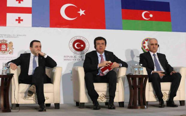Грузия надеется на помощь Турции в решении абхазского и южноосетинского вопросов