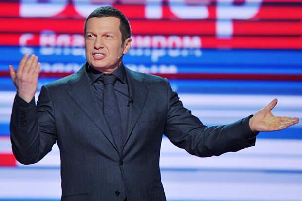 В канун праздников мы пообщались с известным телеведущим политических ток-шоу Владимиром Соловьёвым