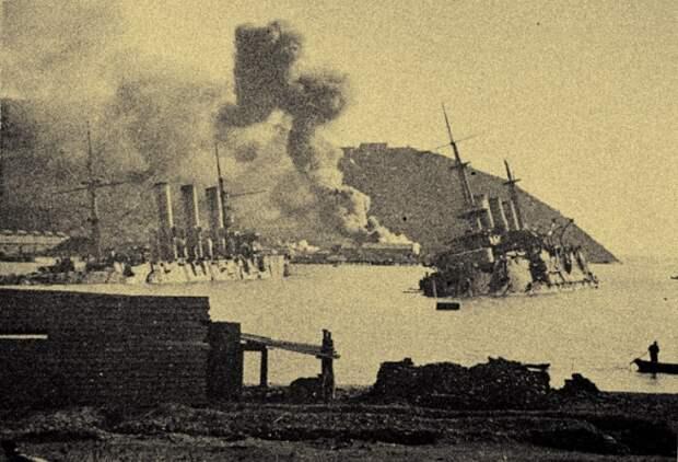 Порт-Артурская трагедия, как образец отечественной коррупции