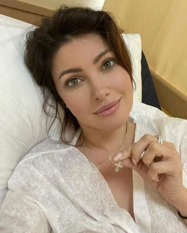 Популярная актриса Анастасия Макеева снова пошла на ЭКО?