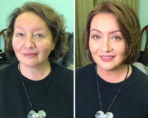 Эффект Золушки: 30 невероятных трансформаций отмастера визажа Вадима Андреева