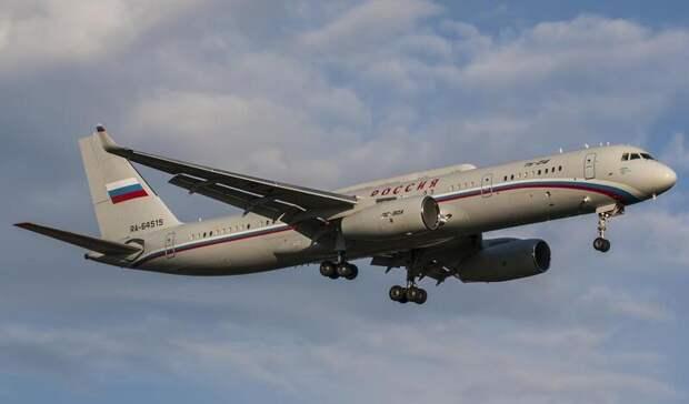СМИ: над Оренбургом заметили самолет «судного дня»