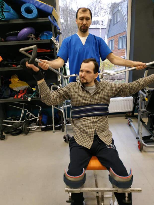Алексей Янин постепенно идёт на поправку спустя 6 лет после инсульта