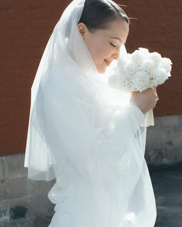 Юлия Хлынина тайно вышла замуж