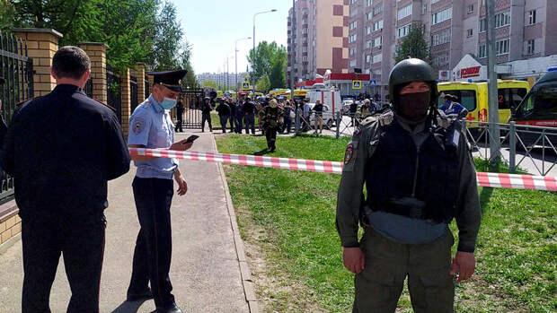 Исполнительный директор РДШ высказалась о трагедии в казанской школе
