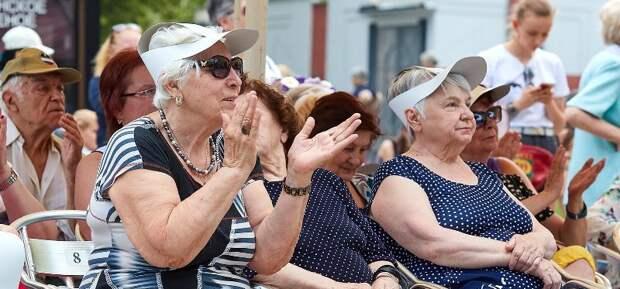 Поправки в Конституцию дают дополнительные социальные гарантии пенсионерам
