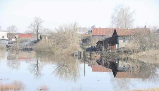 60 садовых участков освободились от воды в Нижегородской области