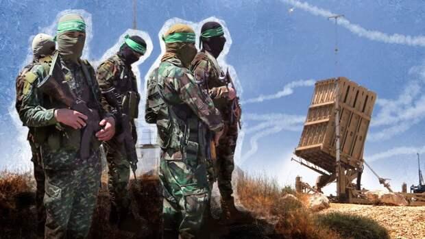 В ХАМАС заявили об ударе по израильскому химзаводу возле границы с сектором Газа