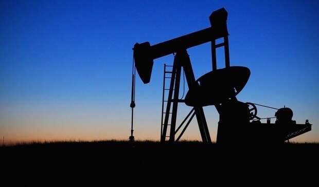 Нефть WTI иBrent упали вцене