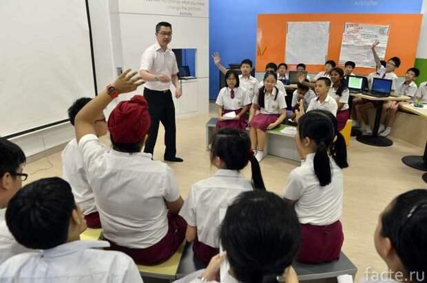 обучение в сингапуре