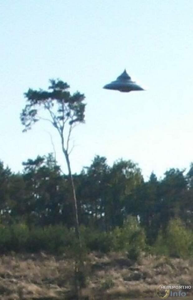Польский НЛО оказался обманом