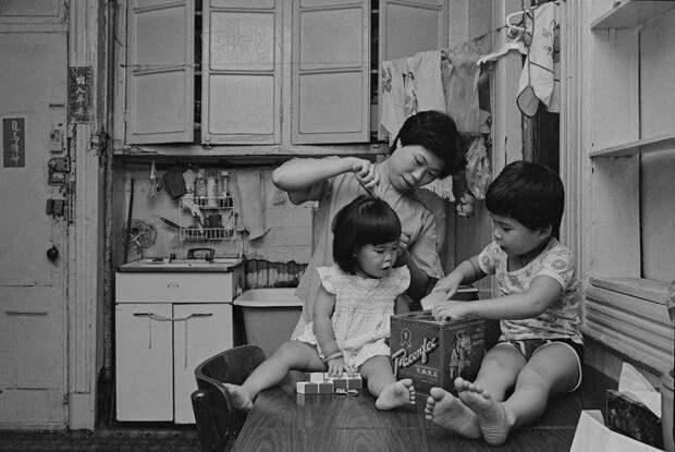 9 винтажных фото китайского квартала в Нью-Йорке 80-х