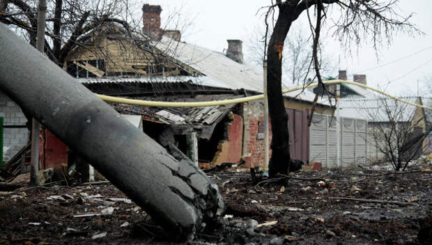 Ополченцы ДНР сжимают кольцо вокруг Дебальцево, сообщил Басурин