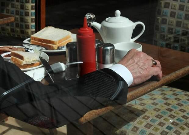 Завтрак в деталях. Фотограф Даниэль Хоутон