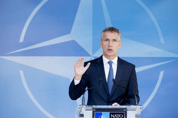 НАТО не станет выяснять причастность Дании к слежке за лидерами ФРГ