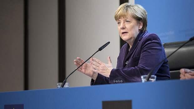 Меркель обсудила с Байденом его предстоящую встречу с Путиным в Женеве