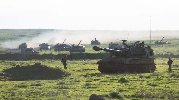 Израиль отрицает переход границы сектора Газа сухопутными войсками