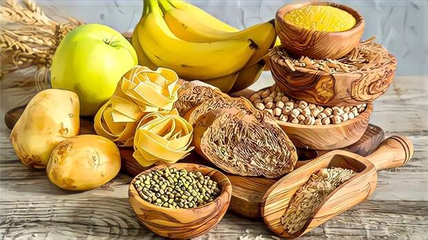 Злаки и овощи — вот настоящая пища. Бхактиведанта Свами Прабхупада.