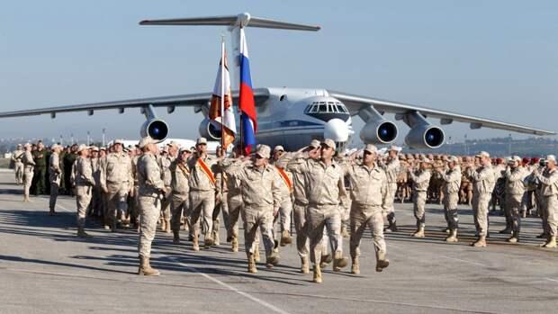 Праздничные мероприятия ко Дню России прошли на авиабазе Хмеймим в Сирии