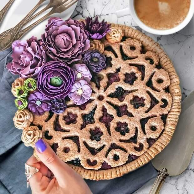 17 пирогов, которые слишком прекрасны, чтобы ихесть