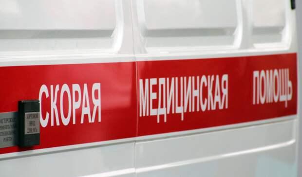 В Оренбуржье на пенсионера рухнул трактор МТЗ