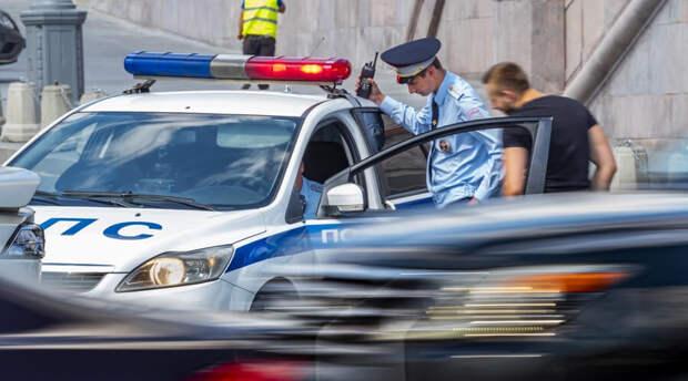 Инспекторы ГИБДД ведут скрытую охоту на водителей