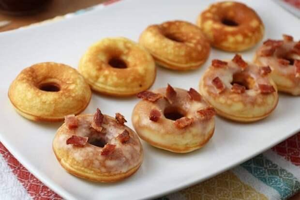 Оладьи как пончики. Пышные, мягкие и очень ароматные оладушки на завтрак 2