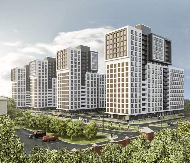 Новый ЖК в районе проспекта Гагарина построят в Нижнем Новгороде