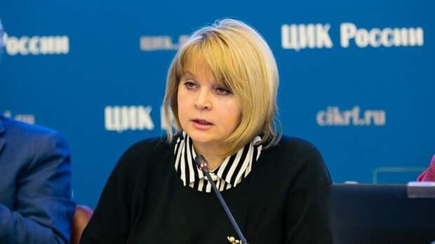 Ограничений по количеству наблюдателей на участках не будет, заявила Памфилова