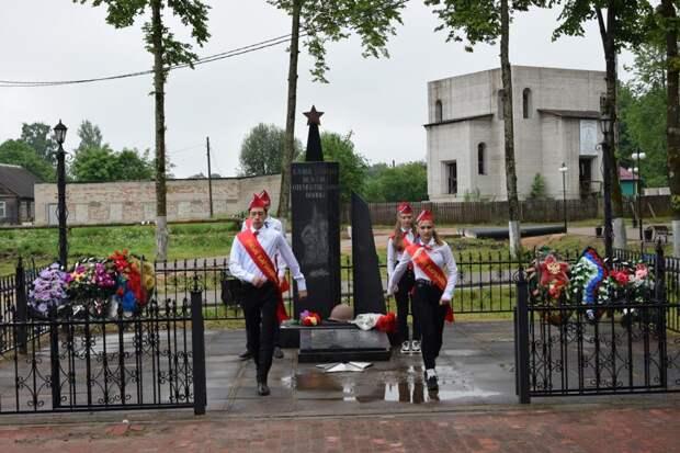 В Фировском крае празднуют День района