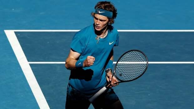 Рублев разгромил своего испанского приятеля на Australian Open. С Лопесом в Мельбурне они ужинали почти каждый день
