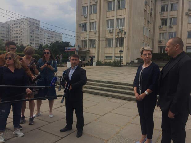Севастопольские депутаты-единороссы проигнорировали Развожаева