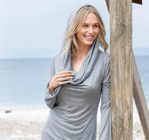 Как визуально удлинить короткую шею с помощью правильной одежды и аксессуаров