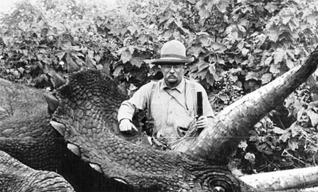 Крупные доисторические существа жили еще 100 лет назад: смотрим архивные фото