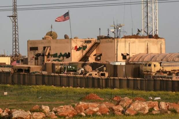 «Al-Masdar News»: США начали строительство в Сирии новой авиабазы