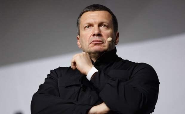 Соловьев дал совет раскритиковавшему Парад Победу актеру Назарову