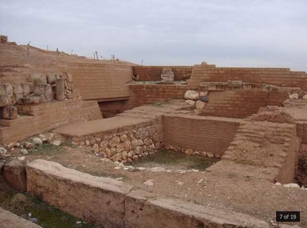 Руины города Эбла: что бывает, когда археология противоречит политике