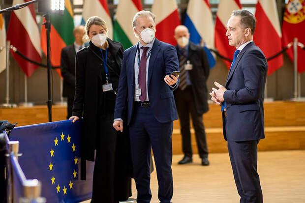 Глава МИД ФРГ заявил о «низшей точке» в отношениях России и Евросоюза