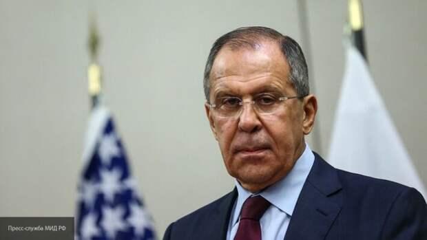 Лавров призвал Украину перестать «морочить всем голову» по вопросу Донбасса