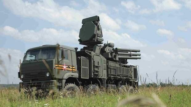 Российские ЗРПК «Панцирь» смогут сбивать противокорабельные ракеты США