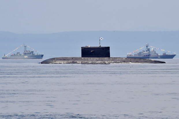The Diplomat назвал российские подлодки серьезной проблемой для НАТО