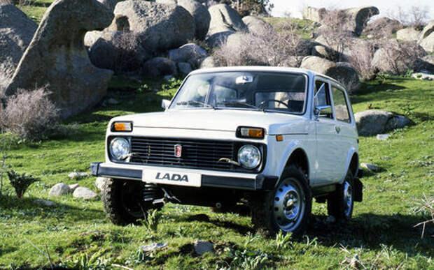 Lada 4x4: лучшее, что с ней произошло за 42 года