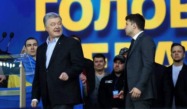 Порошенко о неспособности Зеленского вернуть пленных из Донбасса: Скотство